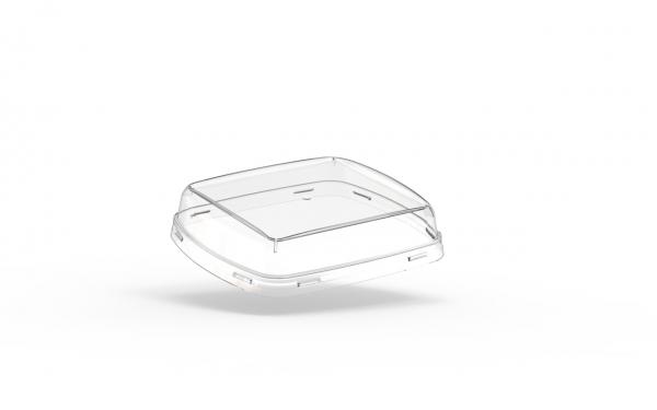 Couvercle box transparent