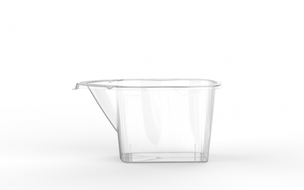 Pot operculable transparent gook 365 cm3