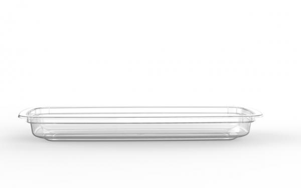 Barquette operculable transparente 300 cm3