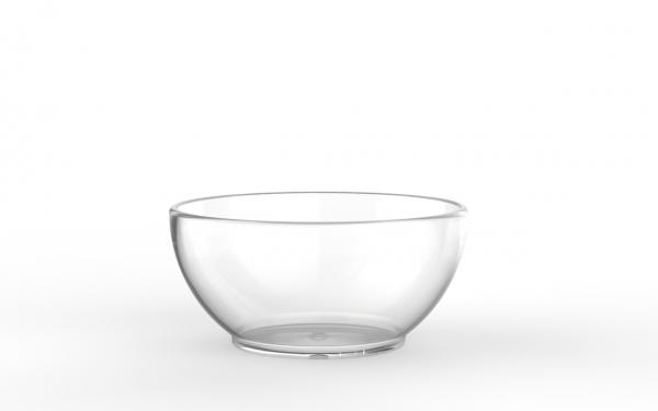 Bol transparent brillant 550 cm3