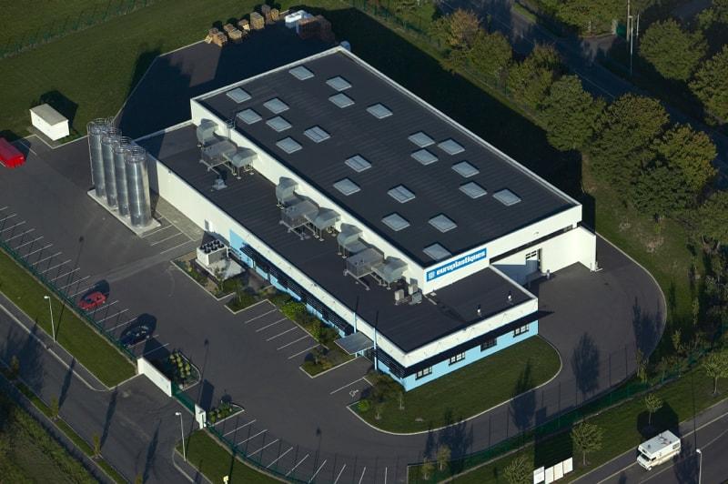 Nouvelle usine 2002