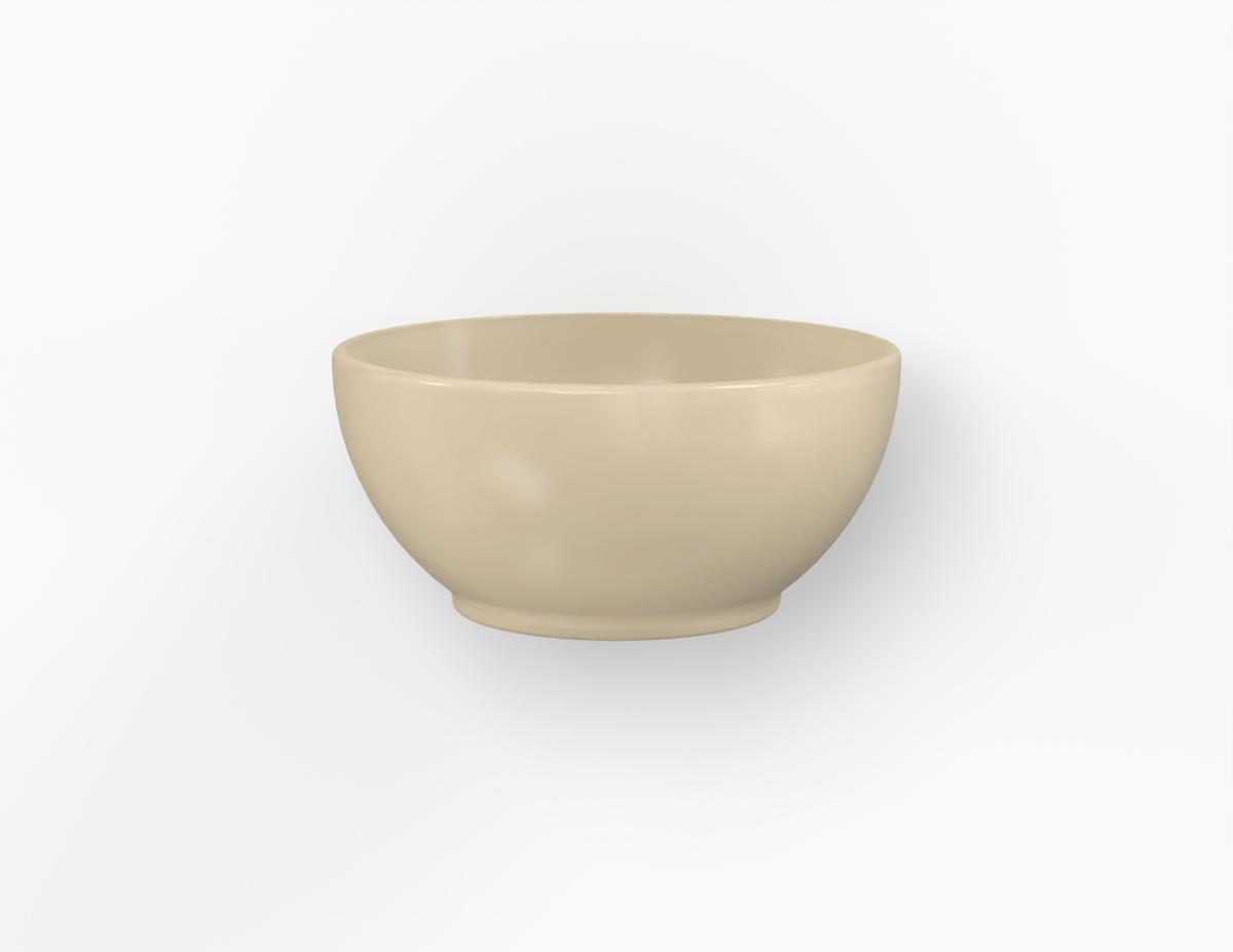 Terrine crème tachetée 550 cm3