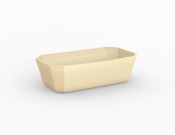 Terrine crème tachetée 3400 cm3